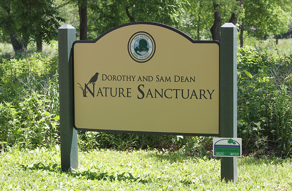 Oak Brook Dean Nature Sanctuary