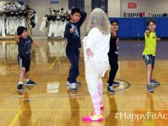 Fencing gives kids an academic advantage