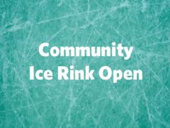 Ice Rink Open