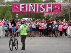 2019 Pink 5K results