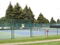 Outdoor Court Recoating/Resurfacing