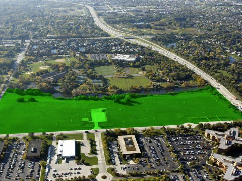 Oak Brook Park District Open Space Referendum