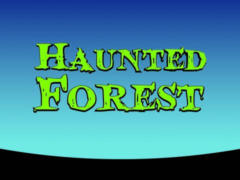 Oak Brook Park District Haunted Forest