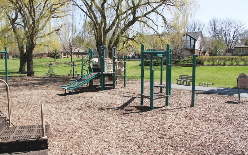 Saddle Brook Playground
