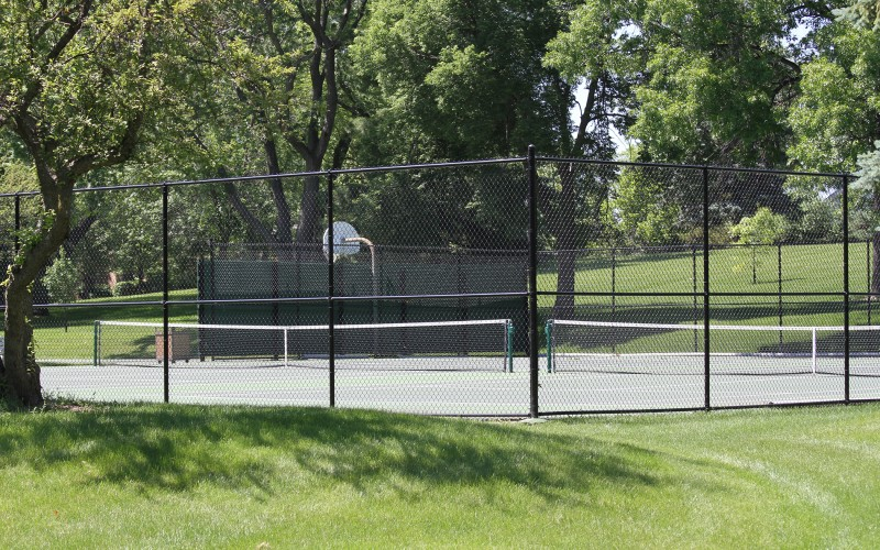 Saddle Brook Tennis Courts