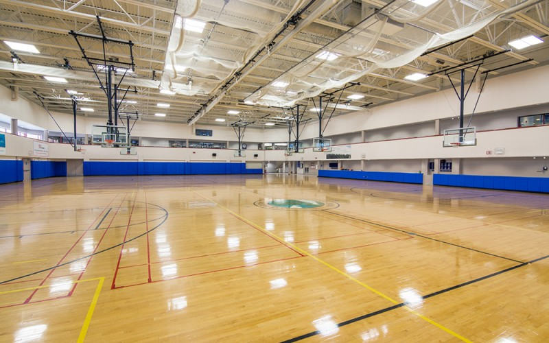 Oak Brook Park District Gyms