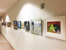 Oak Brook Art League Exhibits Work at the Park District in February