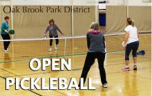 Oak Brook Park District Open Pickleball
